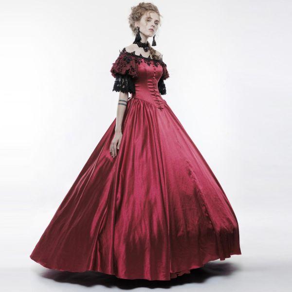 Gothic Style Brautkleid in viktorianischem Design | VOODOOMANIACS