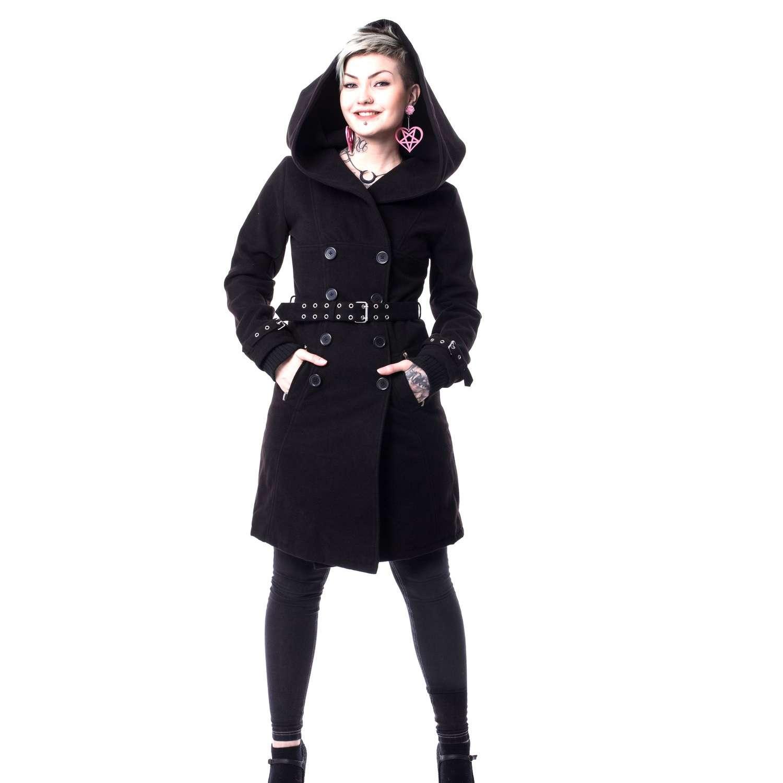 Der schwarze mantel